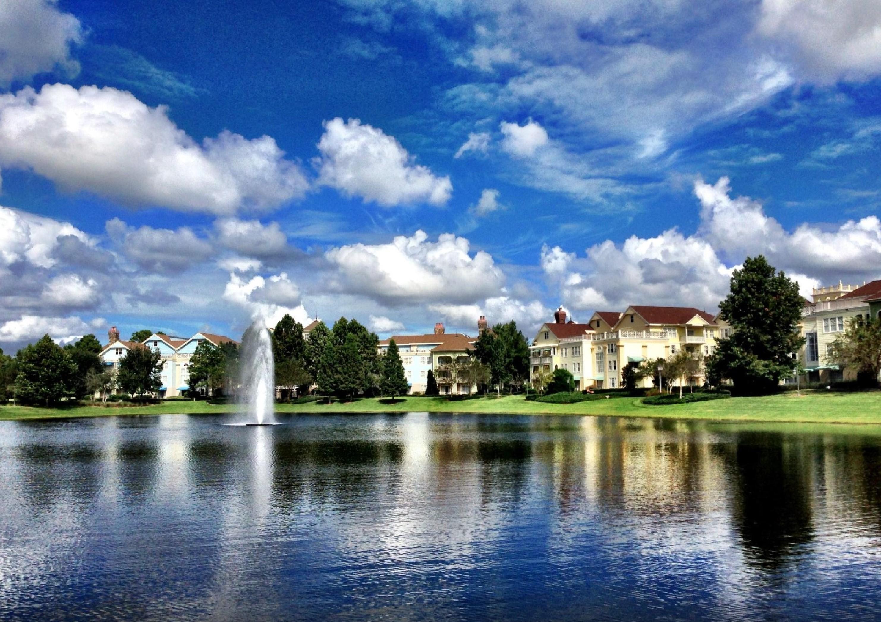 Disney 39 s saratoga springs resort in orlando fl for Vacation rentals in saratoga springs ny