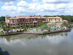 Resort: Wyndham Bonnet Creek